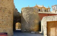 Arco del Azogue en Urueña (Por Nicolás Pérez en Wikimedia)