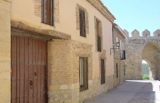 Calle Real de Urueña (Por Nicolás Perez en Wikimedia)