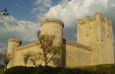 Castillo de Torrelobatón (Por Grimunch en Wikimedia)
