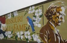 Mural en Cape Girardeau Missouri