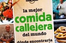 Portada La mejor comida callejera del mundo (Copyright Lonely Planet, 2012)