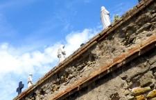 Cementerio de Montjuïc - Vista muro