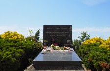Cementerio de Montjuïc - Tumba de Buenaventura Durruti