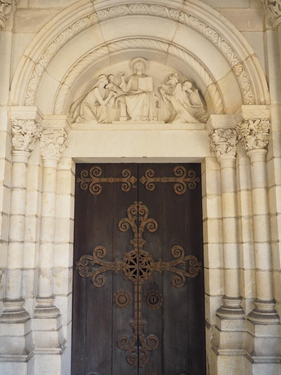 Cementerio de Montjuïc - Panteón catedral
