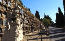 Cementerio de Montjuïc - Via Sant Jaume