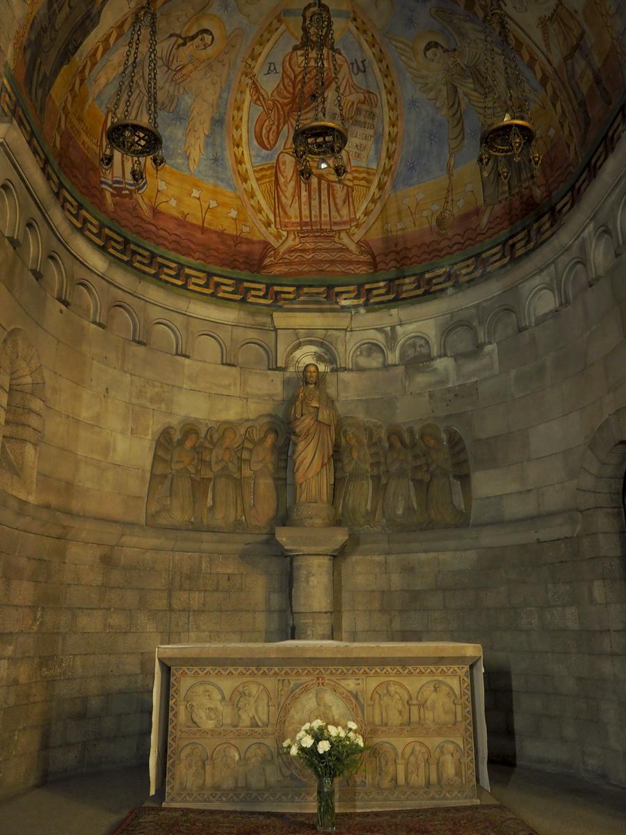 Altar mayor de Sant Pere de les Puel·les