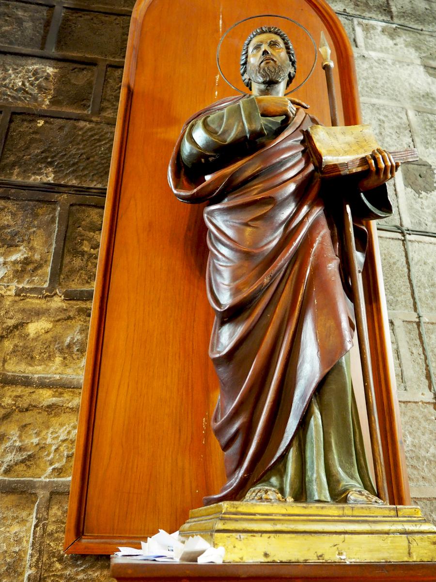Altar de San Pedro Sant Pere de les Puel·les