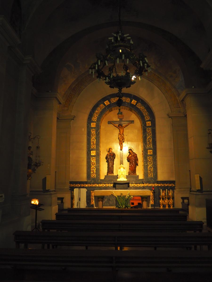 Capilla auxiliar Sant Pere de les Puel·les