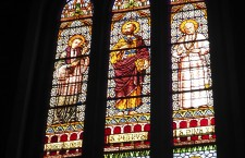 Vidriera 2 Sant Pere de les Puel·les