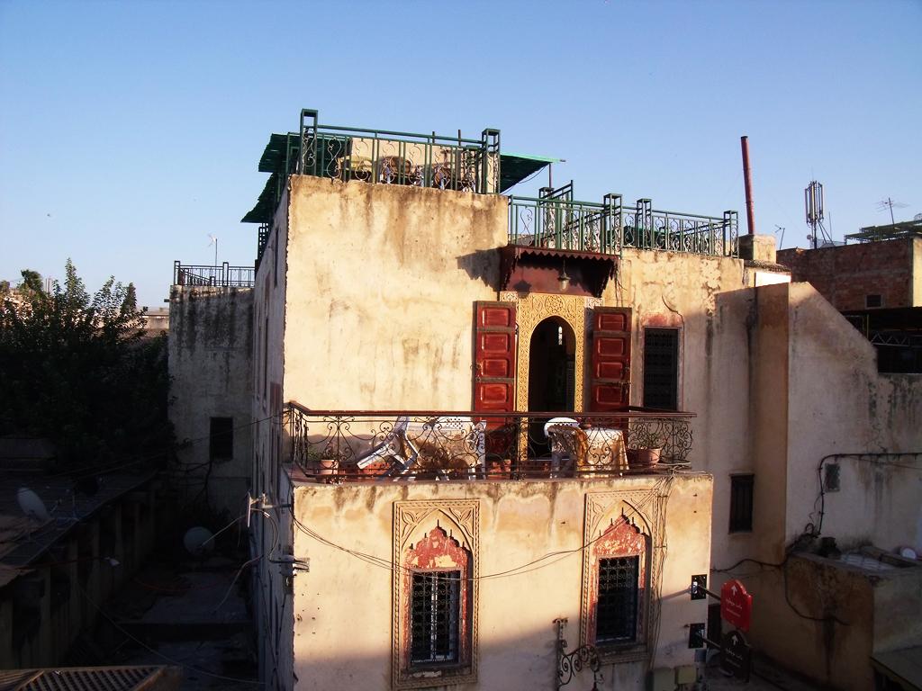 Vistas de Fez desde sus terrazas