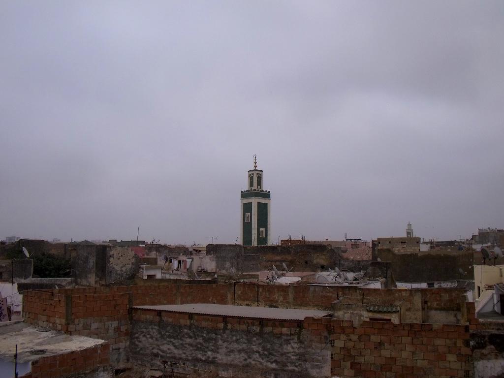 Visión de Meknès general