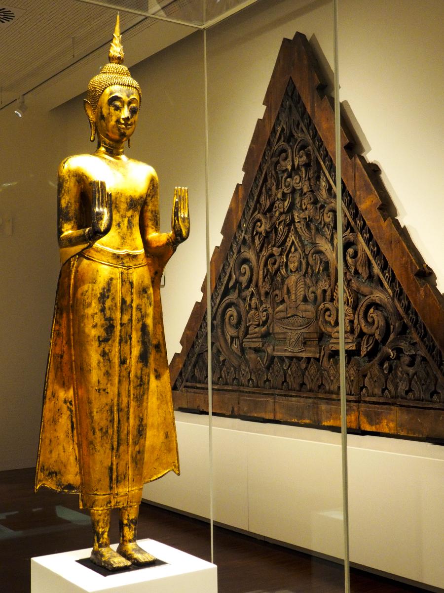 Buda de Tailandia