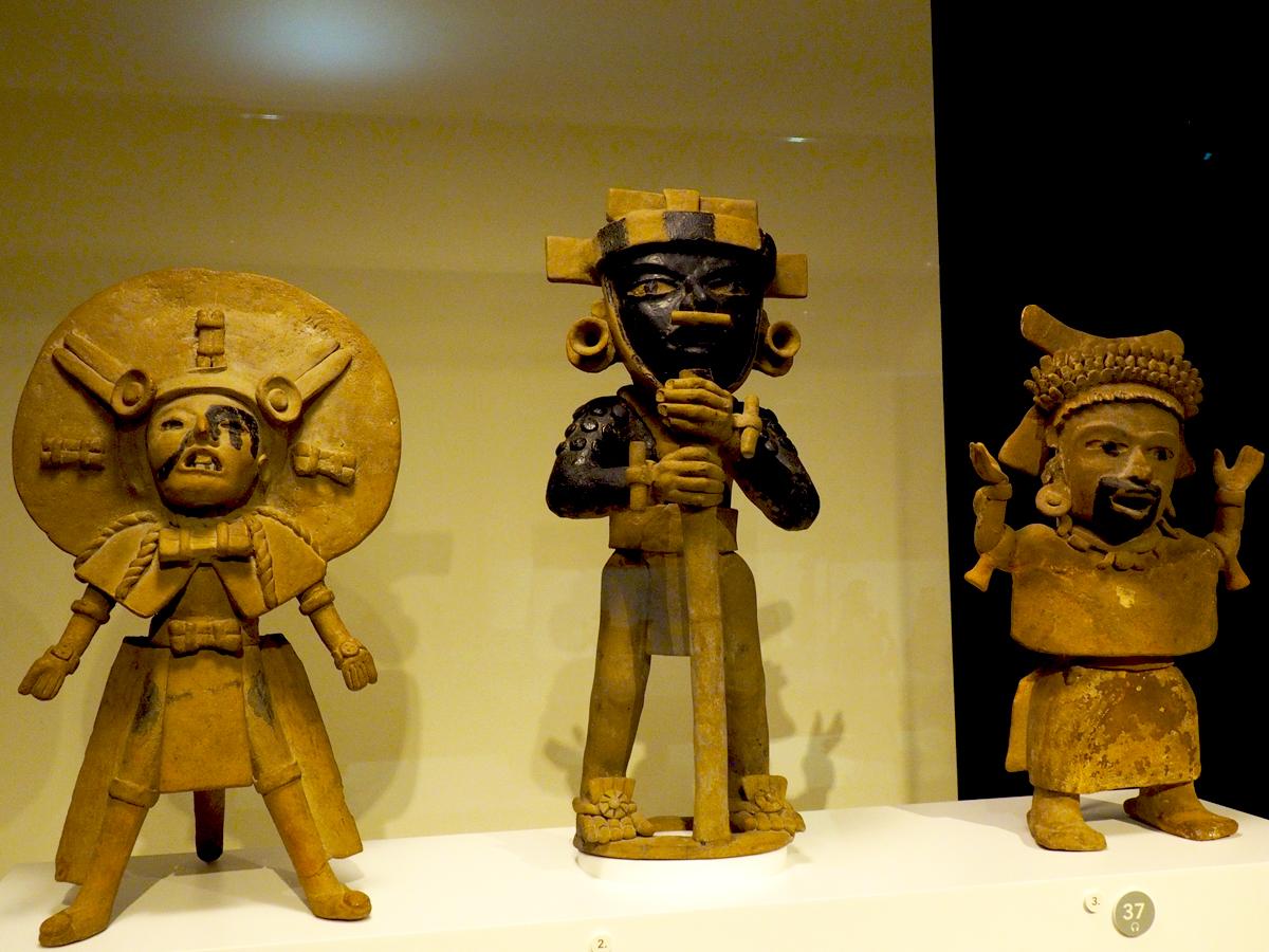 Figuras antropomórficas de Veracruz