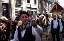 Els Tres Tombs de Sant Antoni de Barcelona